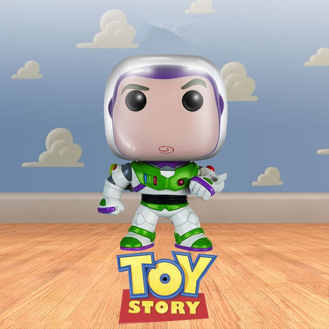 FUNKO POP Disney Pixar Movie TOY STORY & BUZZ LIGHTYEAR