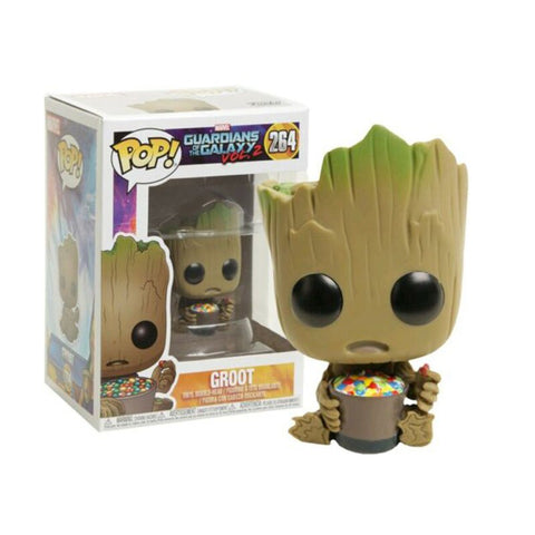 FUNKO Pop Guardians of the Galaxy Candy Groot