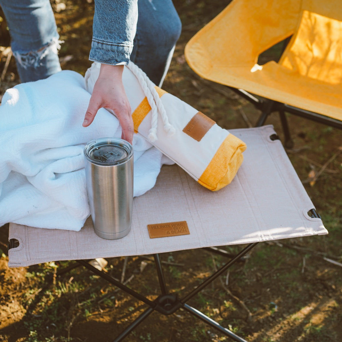 From camp to glamp Table One Home