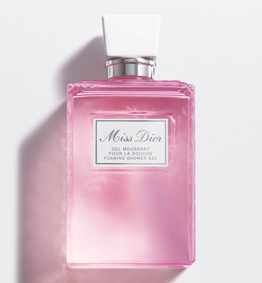 MISS DIOR FOAMING SHOWER GEL