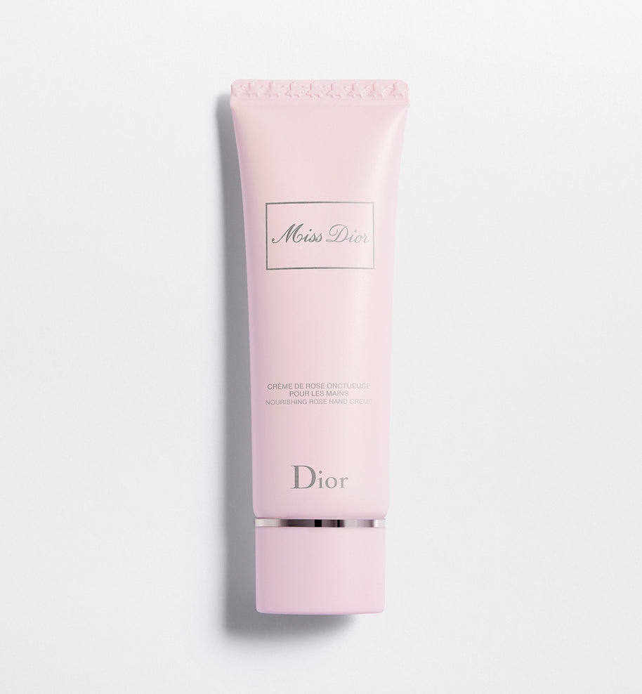 MISS DIOR NOURISHING ROSE HAND CREAM