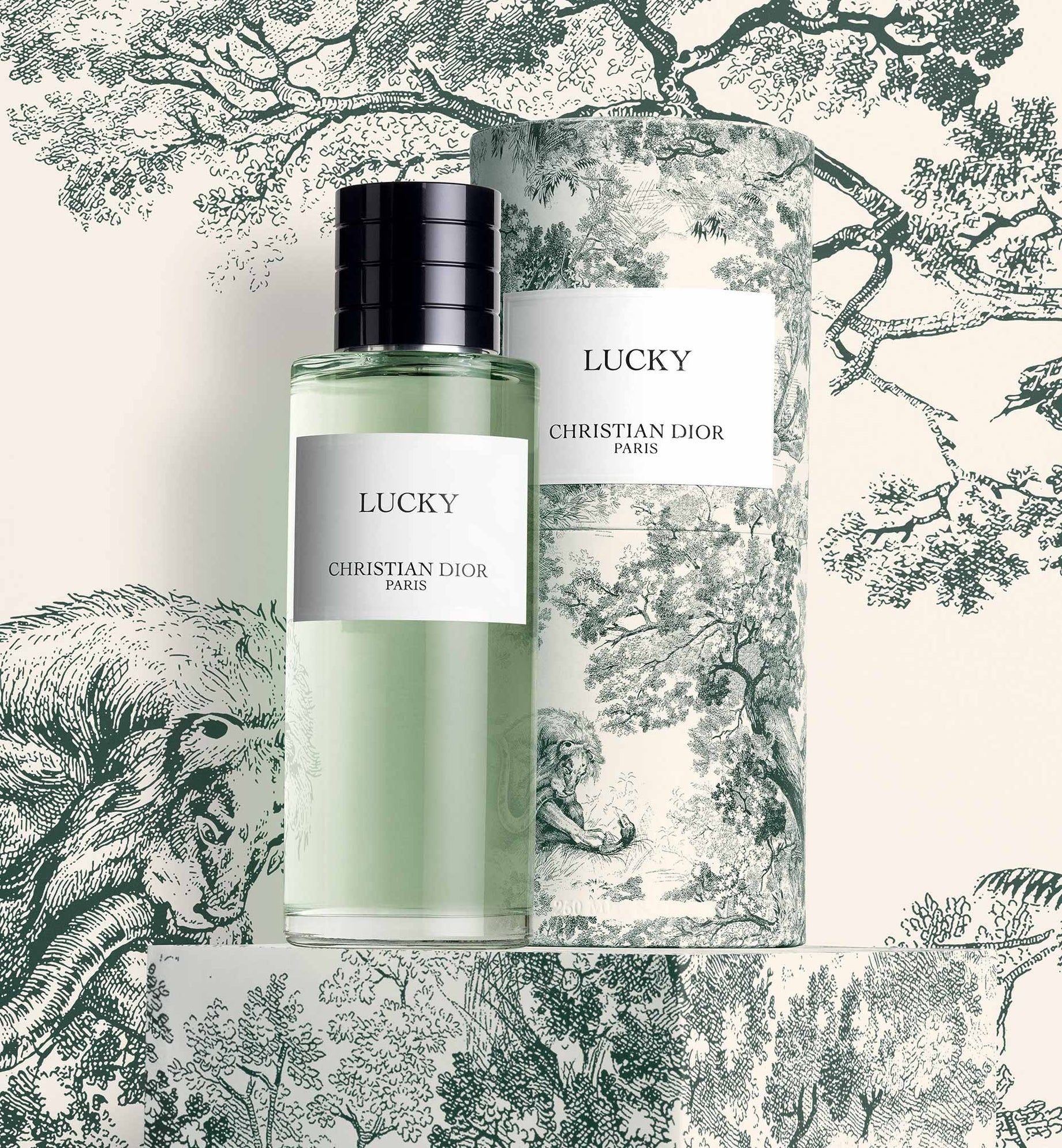 LUCKY - Toile de Jouy Limited Edition