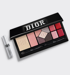 ULTRA DIOR COUTURE PALETTE - EYE, FACE AND LIP MAKEUP PALETTE
