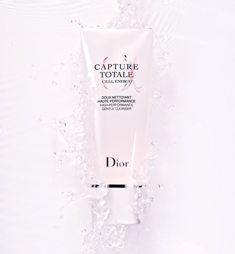 CAPTURE TOTALE CELL ENERGY* HIGH PERFORMANCE GENTLE CLEANSER