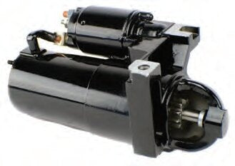 "Mercruiser 3.0 straight bolt starter motor for engines with 12 3/4"" flywheel"