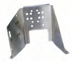 Mercruiser Stainless Steel Power Trim Bracket