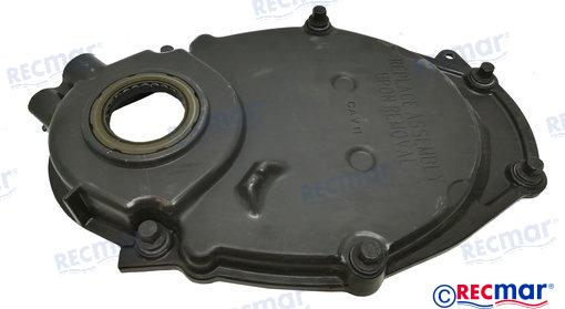 Mercruiser V6 97+ timing chain cover w/o sensor