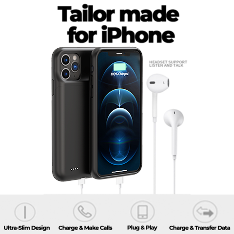 Battery Buddi is tailor made for iPhones