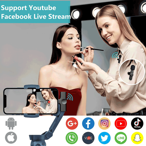 smartmic plug and play wireless microphone for smartphones