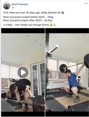 strong squat