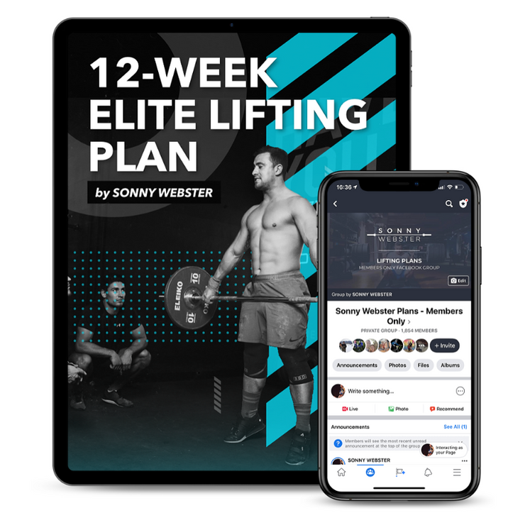 12 Week Elite Lifting Plan
