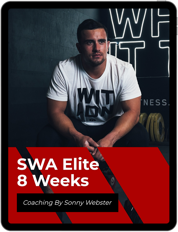 SWA Elite 8 Week Coaching
