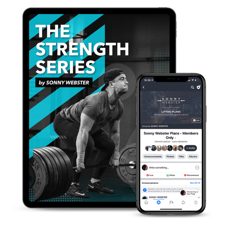 Sonny Strength Series (6-Week Protocol)