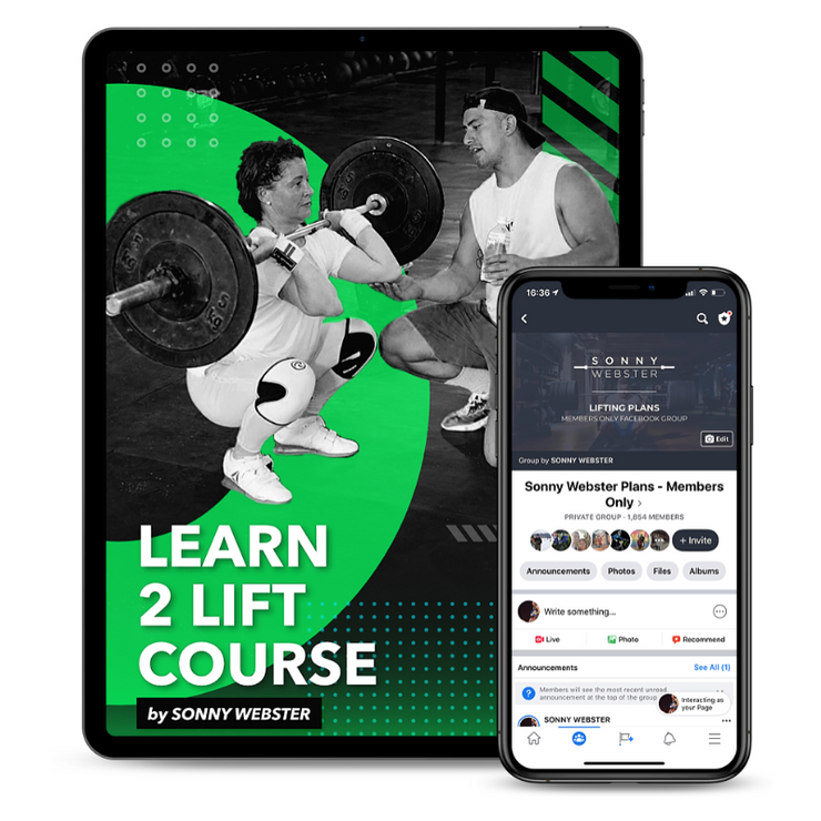 Learn To Lift Course