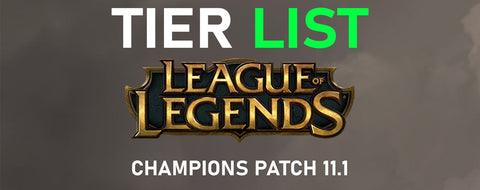Tier Liste League of Legends