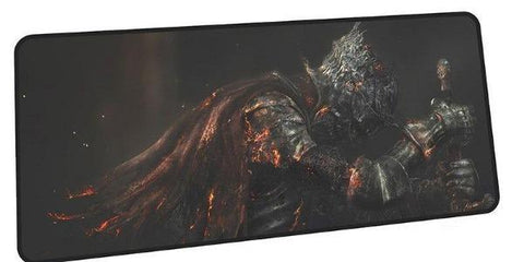 grand tapis de souris dark soul
