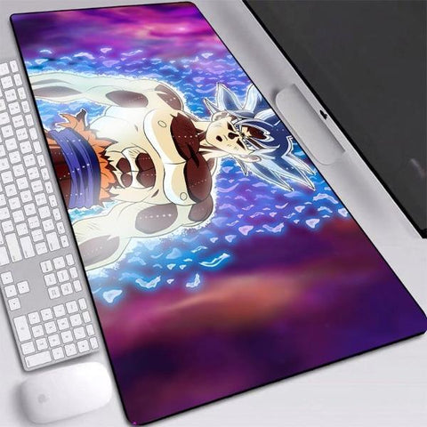 tapis de souris gamer dragon ball z