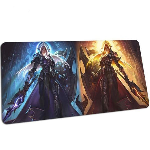 league of legend tapis de souris