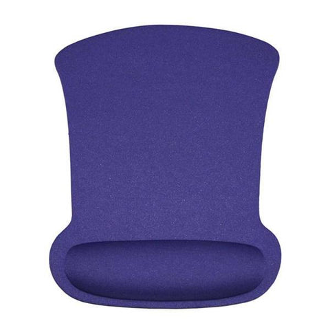 Tapis de Souris Ergonomique Canal Carpien Violet | CrazyWorth