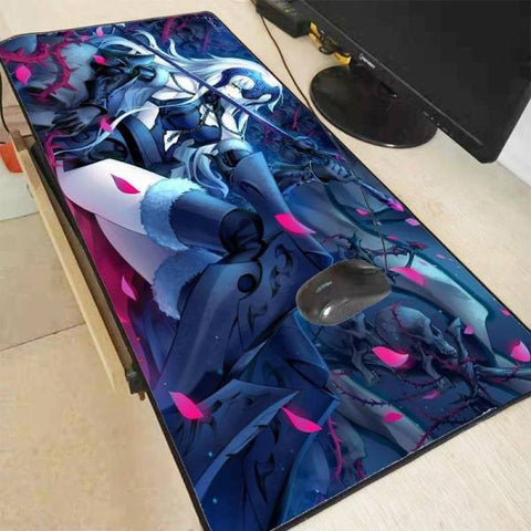 Tapis de Souris Gamer Manga Belle Ensorceleuse | CrazyWorth