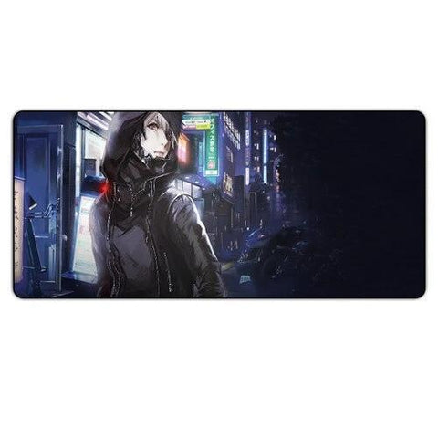Tapis de Souris Gamer Manga Kaneki Ken En Ville | CrazyWorth