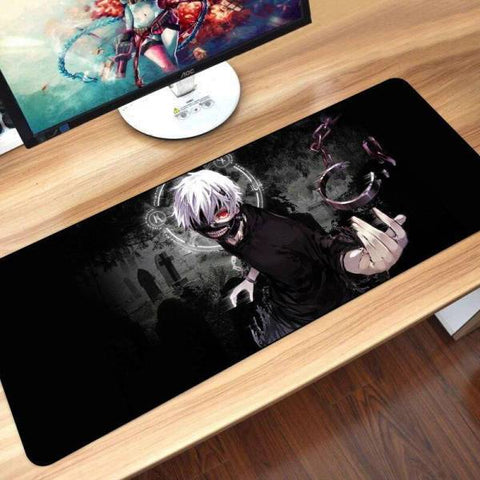 Tapis de Souris Gamer Manga Kaneki Ken Preparation | CrazyWorth