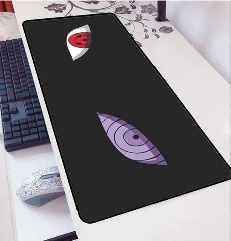 Tapis de Souris Sharingan Rinnegan | CrazyWorth