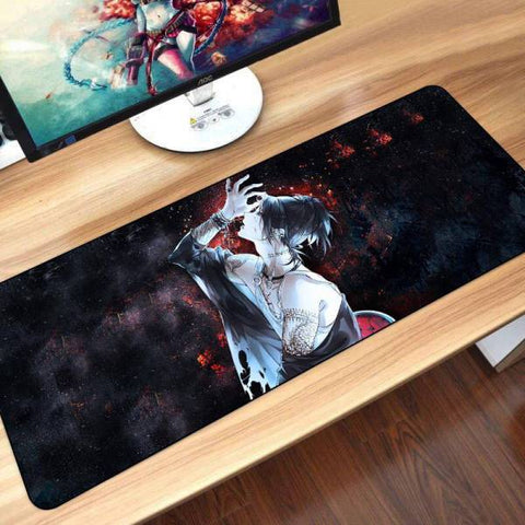 Tapis de Souris Gamer Manga Uta Kagune | CrazyWorth