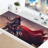 Tapis de Souris Gamer XXL Sylvanas | CrazyWorth