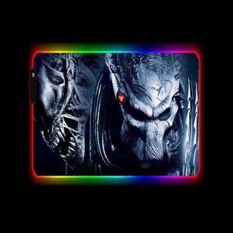 Tapis de Souris RGB XL Alien vs Predator | CrazyWorth