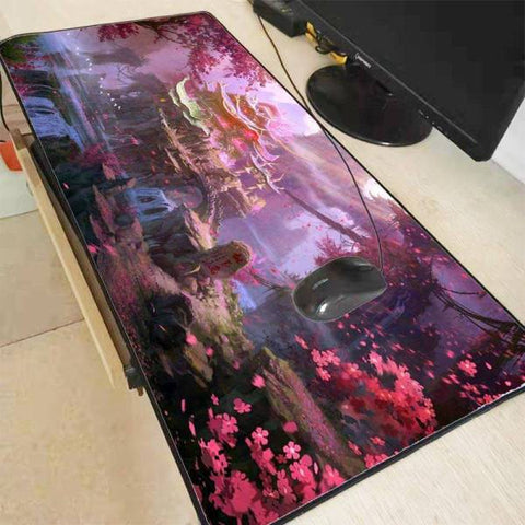 Tapis de Souris XXL Japon Fantaisie | CrazyWorth