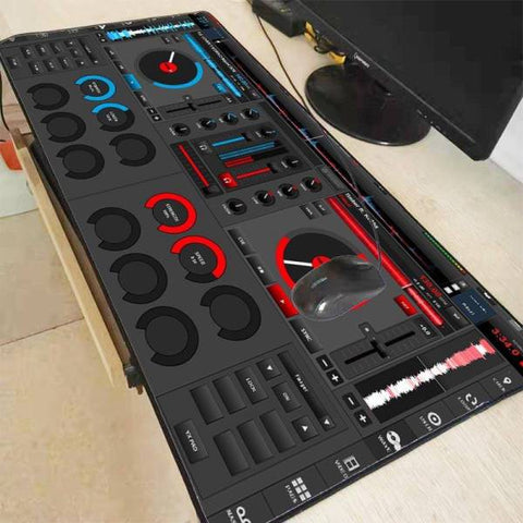 Tapis de Souris XXL Mixage Manuel | CrazyWorth