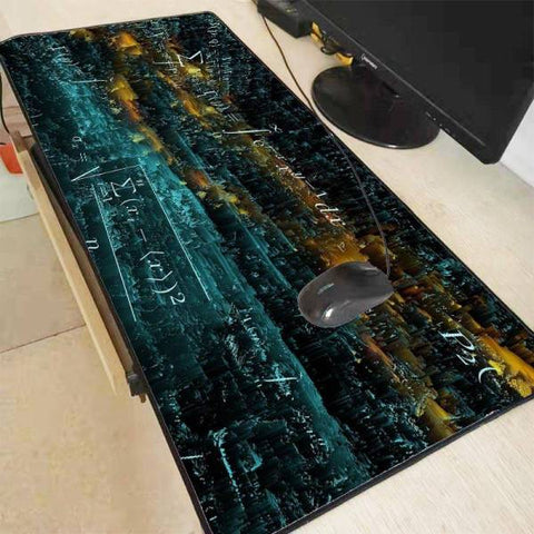 Tapis de Souris XXL Multiple Fraction | CrazyWorth