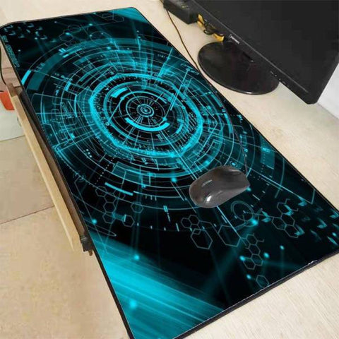 Tapis de Souris XXL Vision Tron | CrazyWorth
