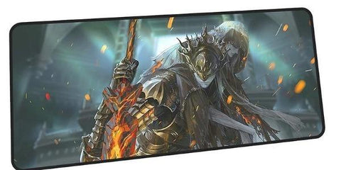 tapis de souris gamer dark soul