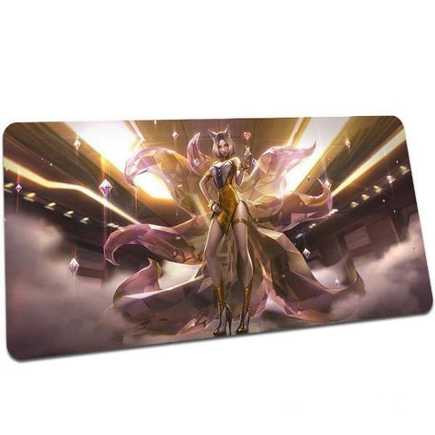 tapis de souris league of legend