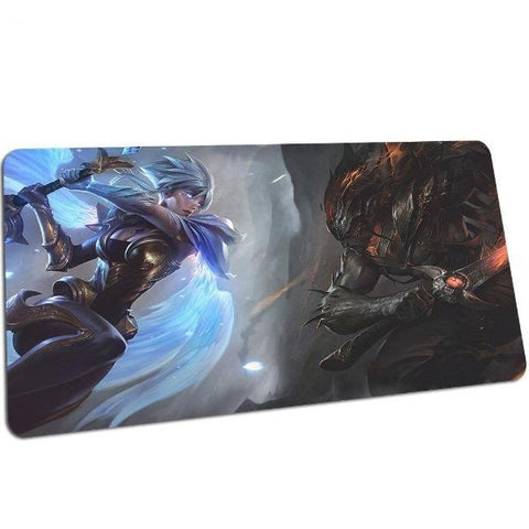 tapis de souris xxl league of legends