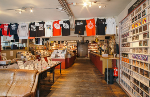 phonica records soho london vinyl clear stockist