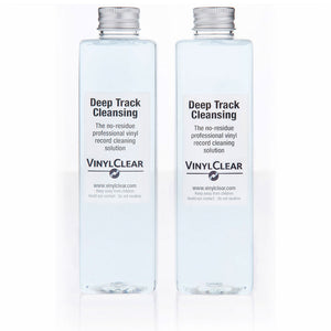 Vinyl Record & LP Professional Antistatic Cleaner Cleaning Solution Fluid (500ml)