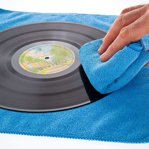 Professional Vinyl Record Cleaning Kit - Clean, Protect & Restore Your LP Record Collection in a Beautiful Presentation Box.