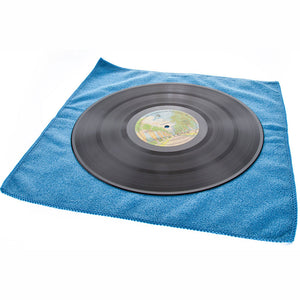 Vinyl Record Restoration & Cleaning Fluid Kit (150ml). Make Your Vinyl LP's Pop and Click Free Again