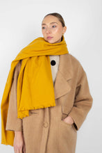 Load image into Gallery viewer, Mustard ultra soft classic scarf1