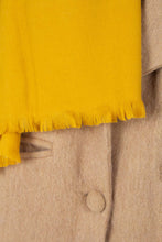 Load image into Gallery viewer, Mustard ultra soft classic scarf3