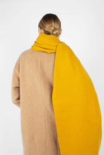 Load image into Gallery viewer, Mustard ultra soft classic scarf4