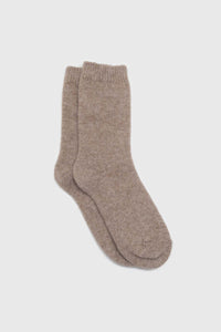 Cocoa angora smooth socks1sx