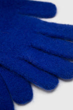 Load image into Gallery viewer, Cobalt blue mohair gloves4
