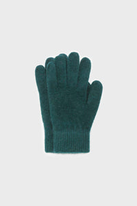 Teal mohair gloves1sx