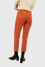 Load image into Gallery viewer, Dusty orange corduroy trousers4
