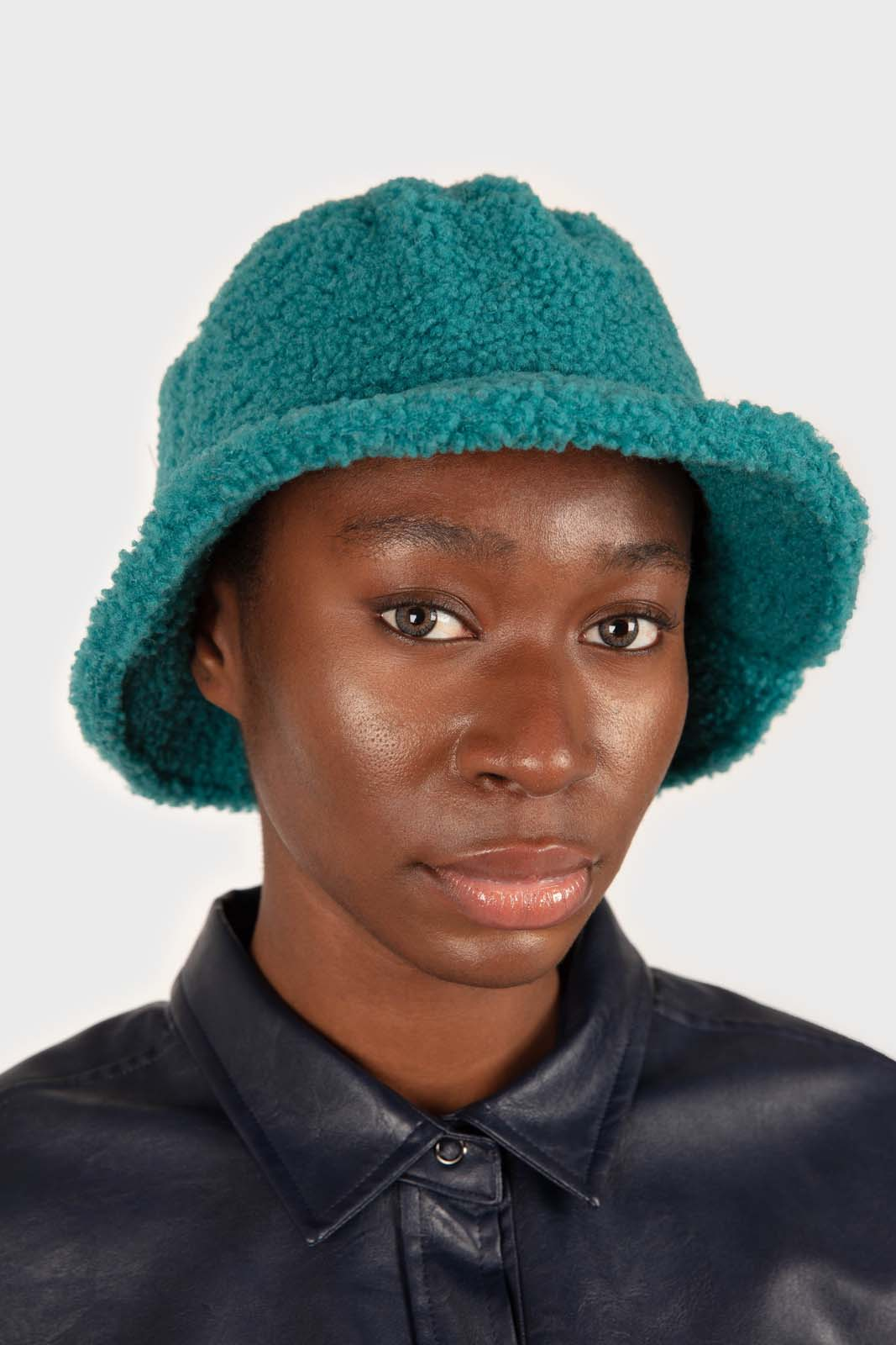 Teal teddy bucket hat1sx