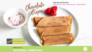 Easy Chocolate Crepe